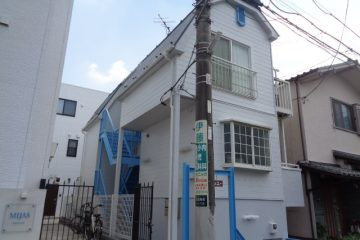 板橋区K様邸アパート